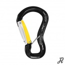 Beal Twin Guide Aluminium-Karabiner B-Form Twin Gate Autolock