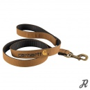 Carhartt Journeyman Cordura Leash - Hundeleine - carhartt brown - M