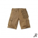 Carhartt Multi Pocket Ripstop Short - carhartt brown - W32