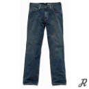 Carhartt Relaxed Straight Jeans - weathered blue - W36/L34