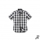 Carhartt Slim Fit Plaid Short Sleeve Shirt