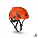 Kask Helm Plasma AQ EN 397 - orange - 51-62 cm verstellbar