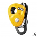 Petzl Jag Traxion High efficiency double progress capture pulley