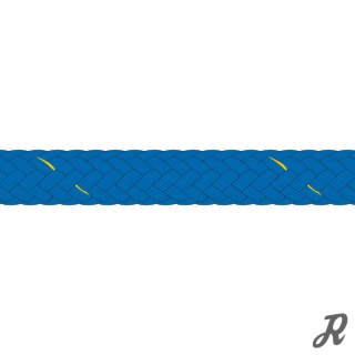 Liros 11m Seastar Color - 16 mm Rigging-Arbeitsseil - blau