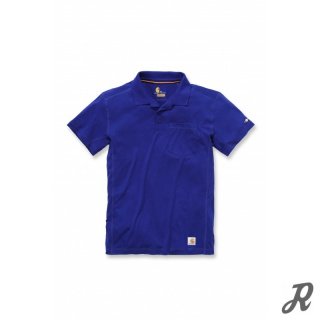 Carhartt Force Rugged Flex Pocket Polo Short Sleeve