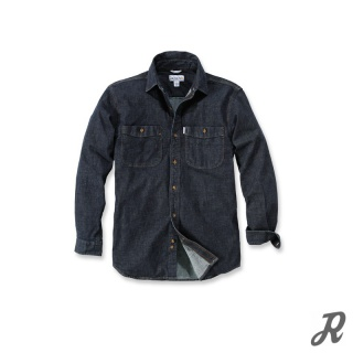 Carhartt Rugged Flex Patten Denim Shirt
