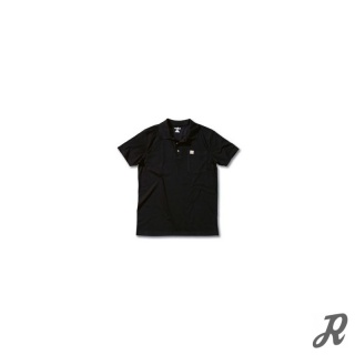 Carhartt Work-Dry Short Sleeve Polo Shirt - black