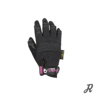 Dirty Rigger Ladies Slim Fit Glove Fingerless