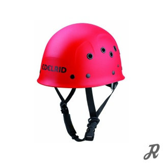 Edelrid Ultralight-Work Air Helm nach EN 397 - red