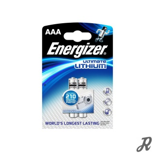 Energizer Ultimate Lithium Micro AAA LR 03/ 2er Pack