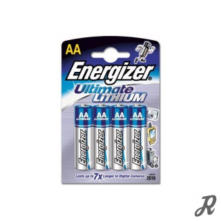 Energizer Ultimate Lithium Mignon(AA)LR 06/ 4er Pack