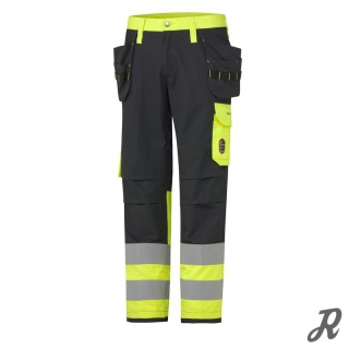 Helly Hansen Aberdeen HiVis CL1 Construction Multinorm Hose