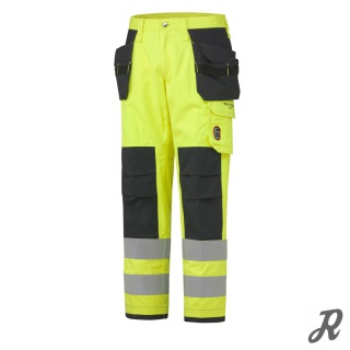 Helly Hansen Aberdeen HiVis CL2 Construction Multinorm Hose