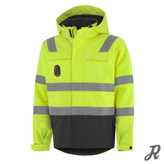 Helly Hansen Aberdeen Padded HiVis Winter Jacke