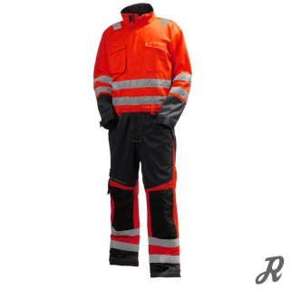Helly Hansen Alna Suit HiVis CL3 Overall