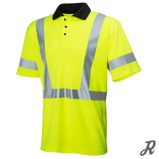 Helly Hansen Esbjerg HiVis Polo Shirt