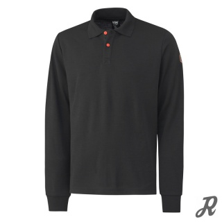 Helly Hansen Fakse Multinorm Langarm Polo-Shirt