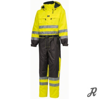 Helly Hansen Ludvika Suit HiVis Overall