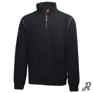 Helly Hansen Oxford Sweater 1/2 Zip Langarm Shirt