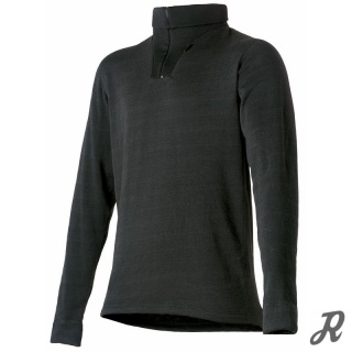 Helly Hansen Ribe Zip Langarm Polo Shirt