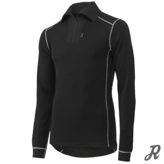 Helly Hansen Roskilde Polo Zip Langarm Shirt
