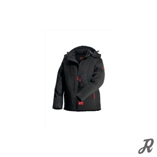 Red Wing Soft Shell Winter Jacket  schwarz