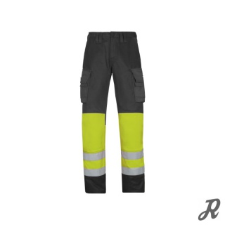 Snickers High-Vis Hose Klasse 1