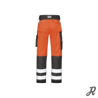 Snickers High-Vis Hose Klasse 2
