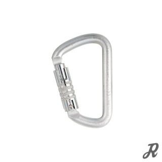 Beal Air Smith Stahl-Karabiner D-Form